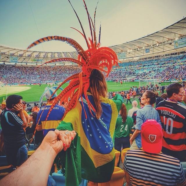 Travel to Maracana Stadium, Brazil