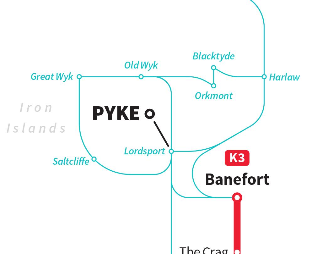 Game Of Thrones Transit Maps (2)