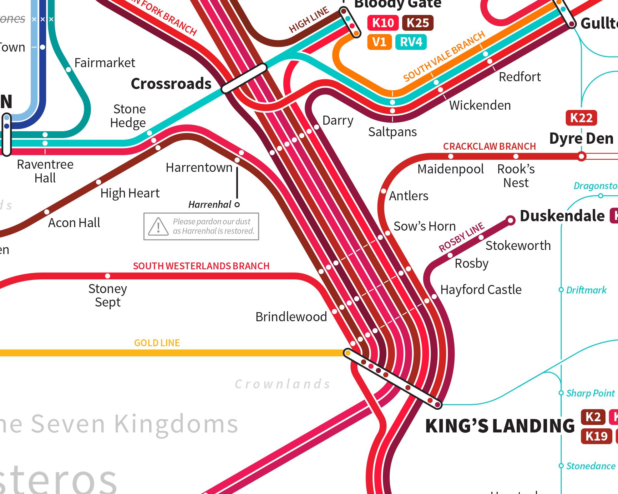 Game Of Thrones Transit Maps (4)
