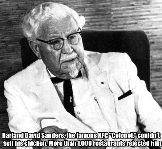 Harland David Sanders
