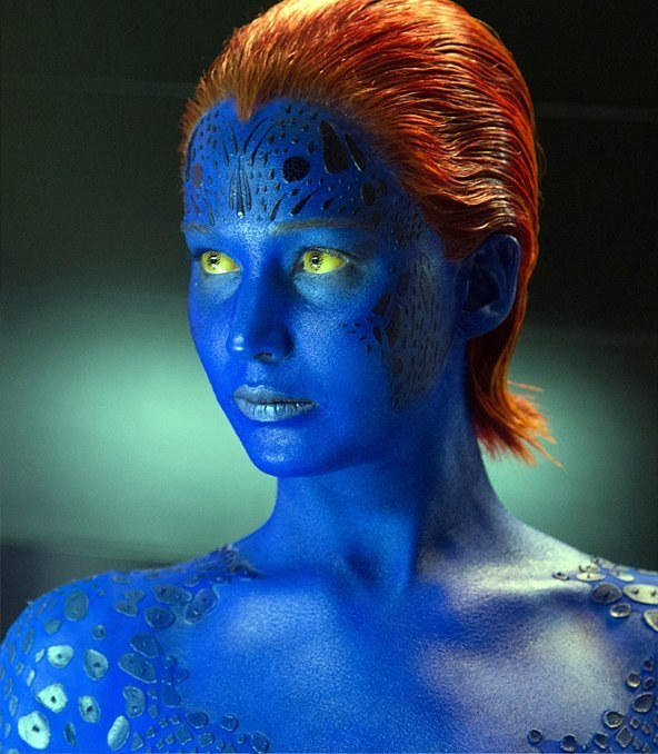 Jennifer Lawrence, X-Men Days of Future Past