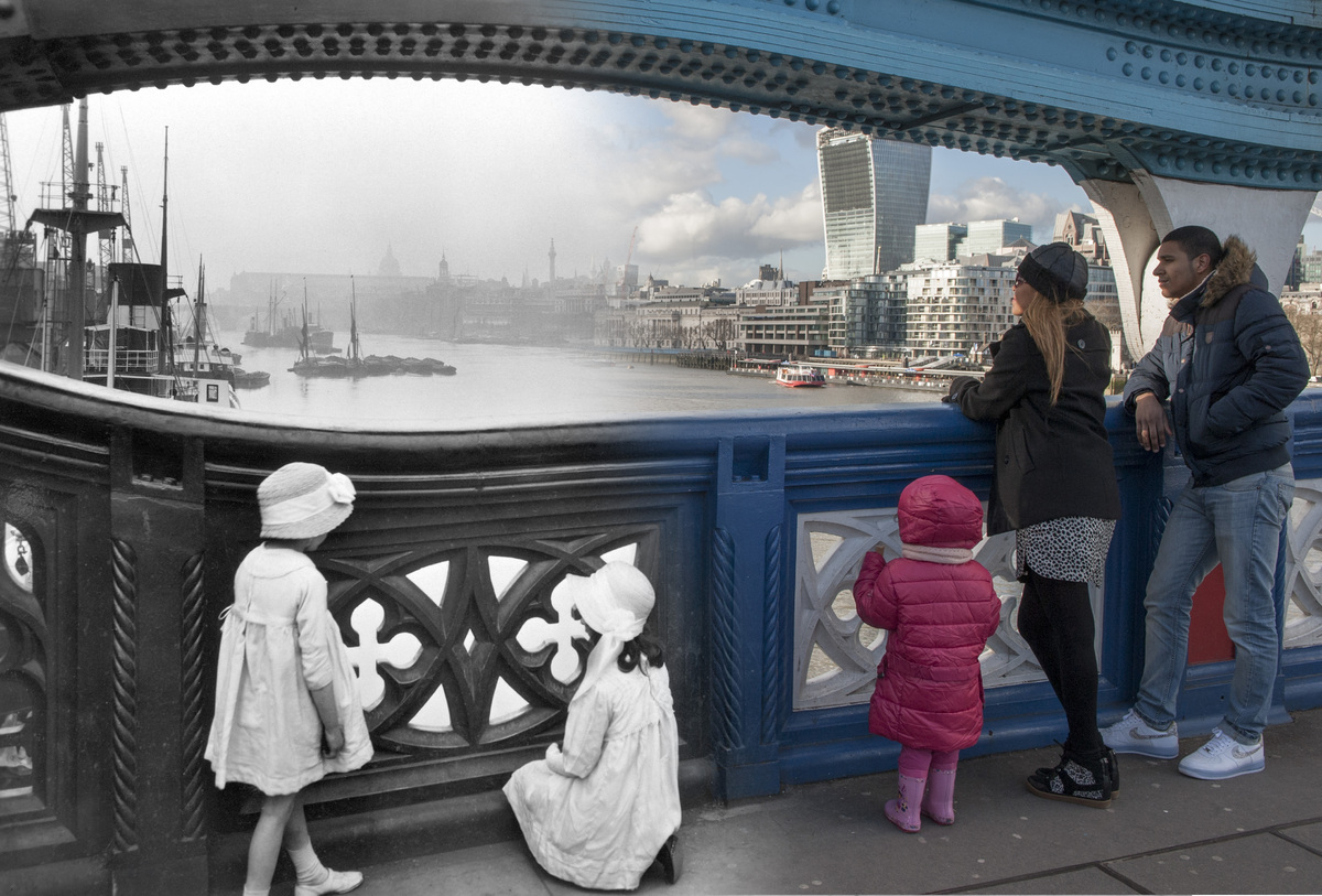 Tower Bridge, west side