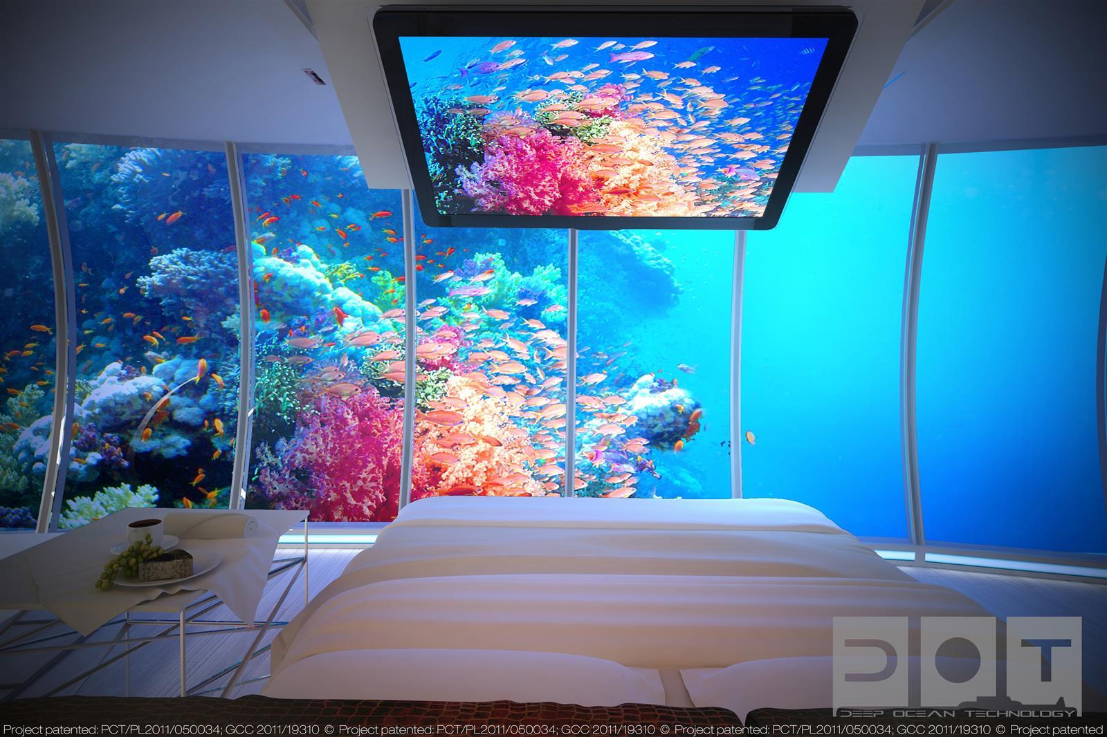 Water Discus Underwater Hotels In Dubai (10)