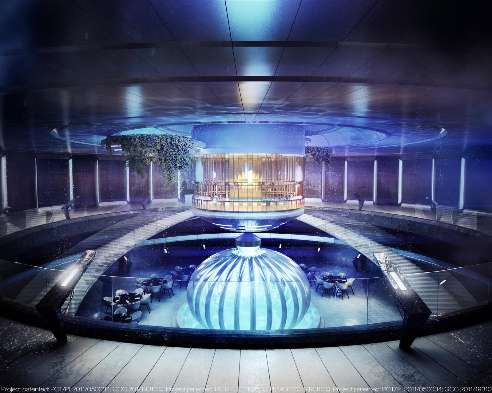Water Discus Underwater Hotels In Dubai (12)