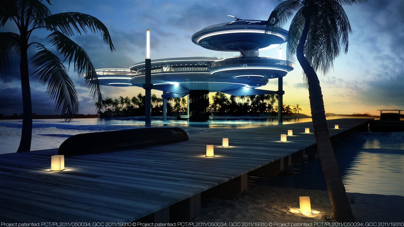 Water Discus Underwater Hotels In Dubai (6)