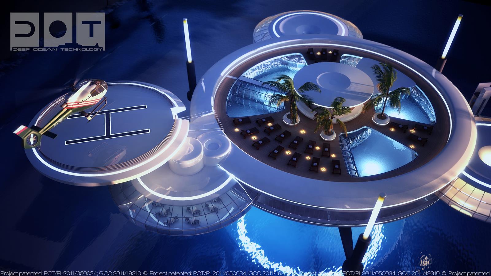 Water Discus Underwater Hotels In Dubai (7)