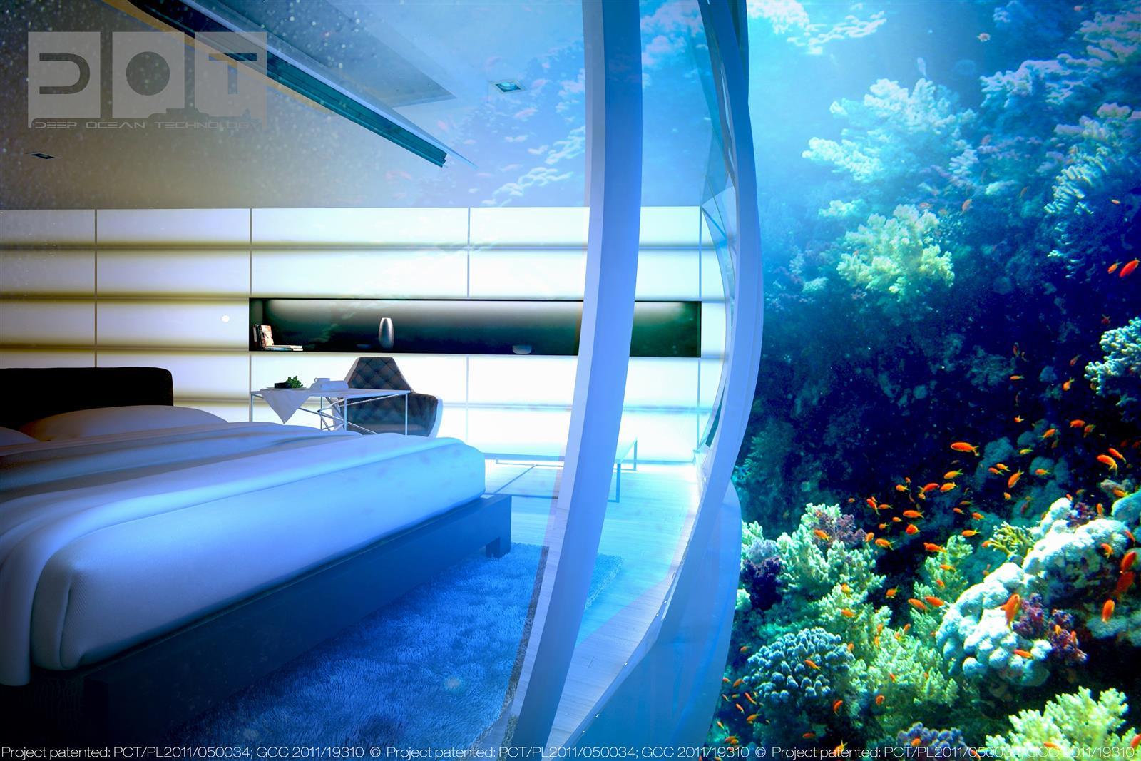 Water Discus Underwater Hotels In Dubai (8)