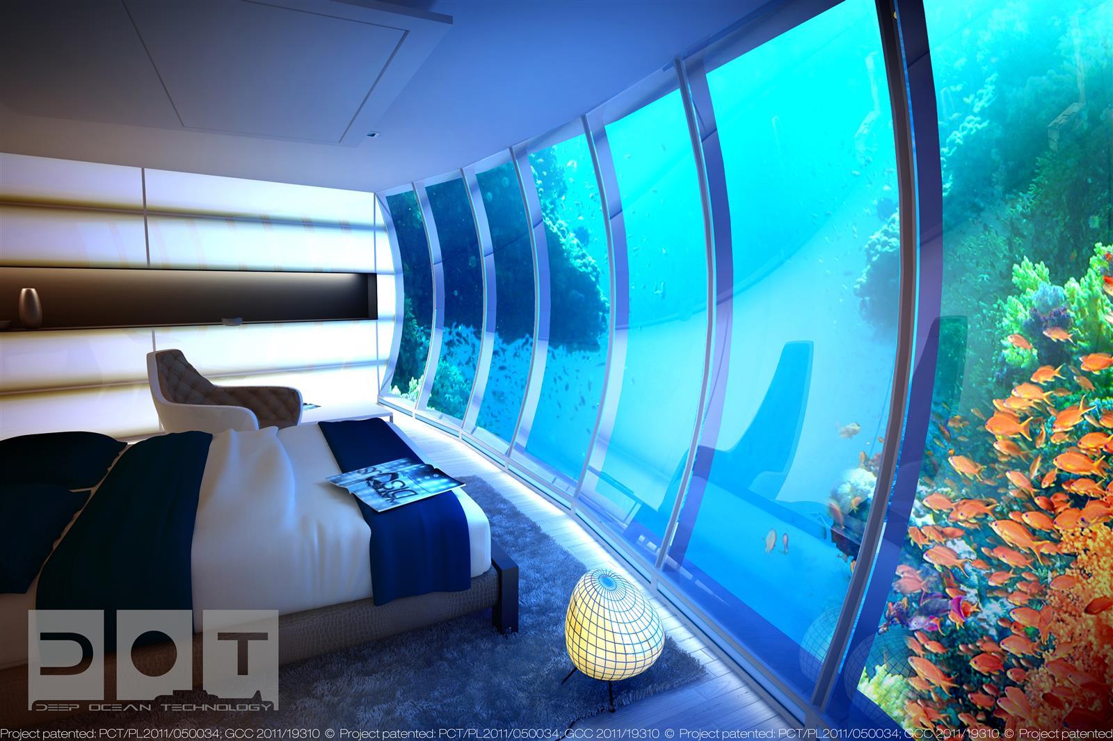 Water Discus Underwater Hotels In Dubai (9)