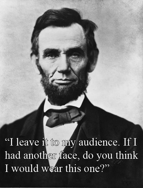 Abraham Lincoln vs Stephen Douglas