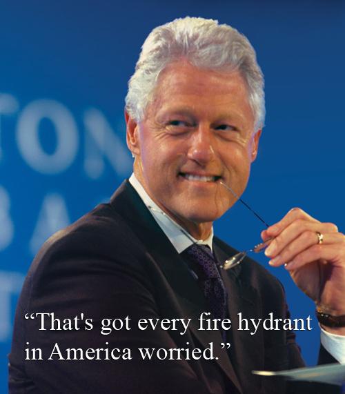 Bill Clinton vs Dan Quayle