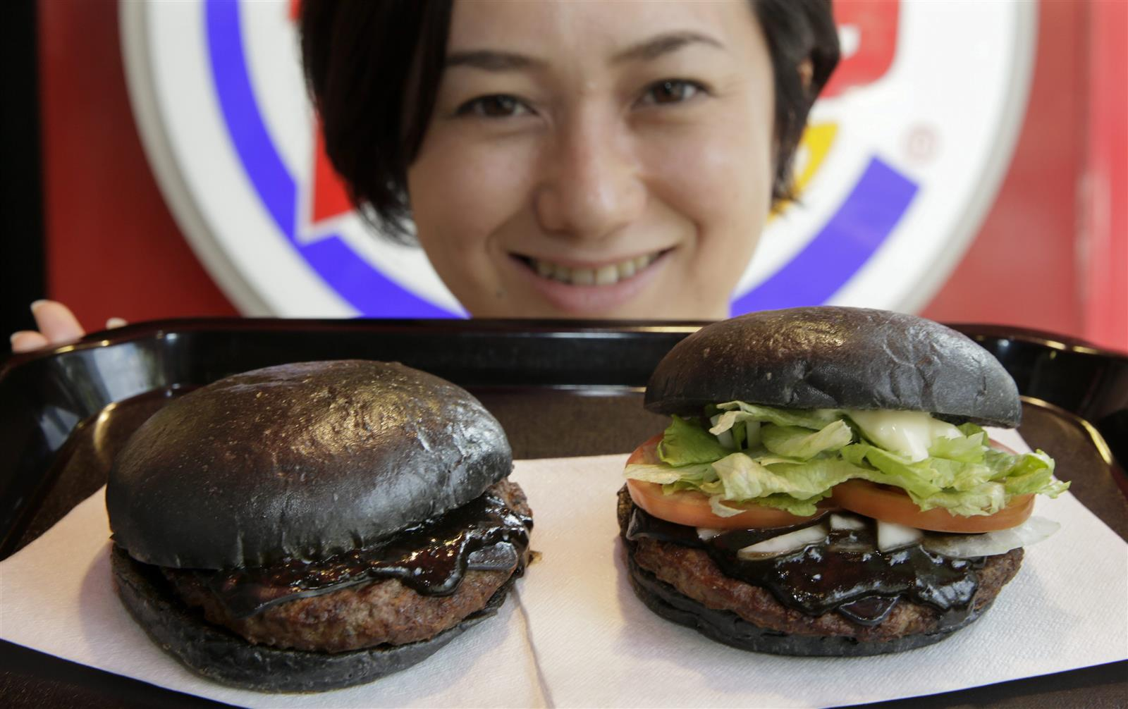 Burger King Black Burgers