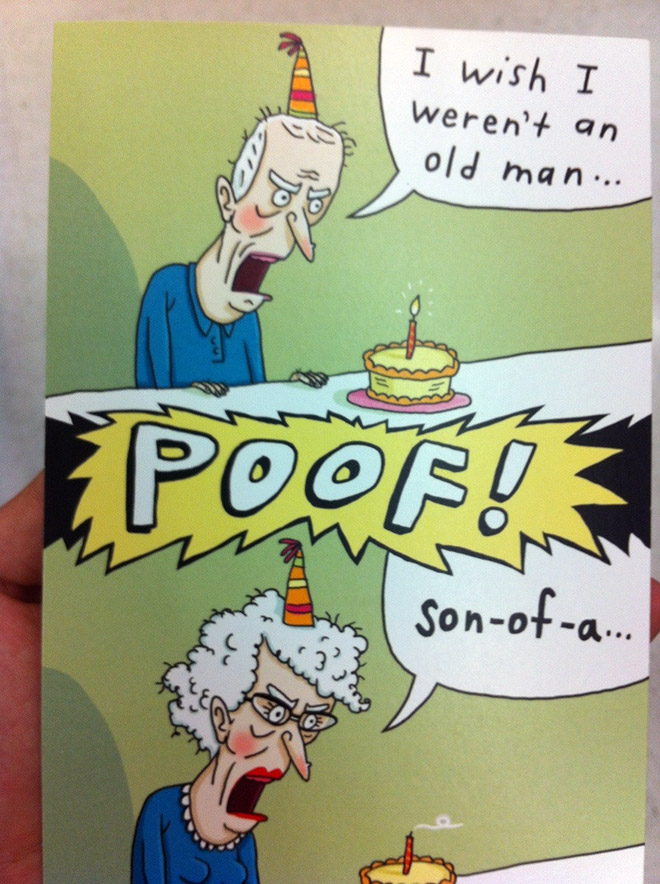 Funny Birthday Card (1)