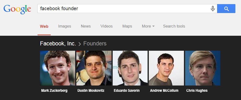 Google Company Founder