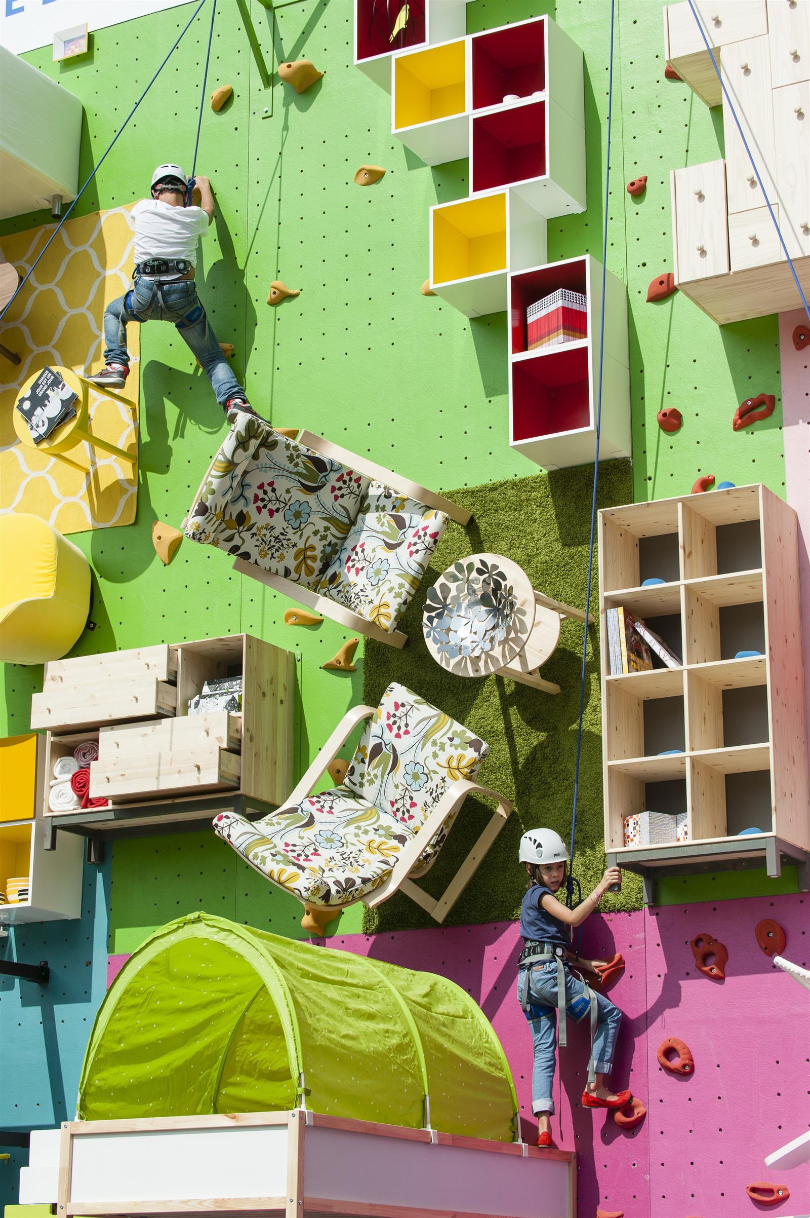 IKEA Vertical Apartment (4)