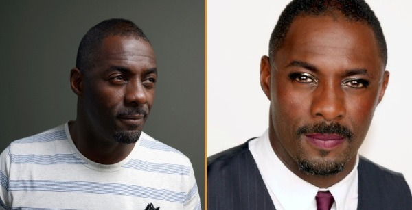 Idris Elba Without Makeup