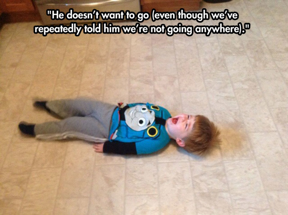 Kids Crying For Funny Reasons (13)
