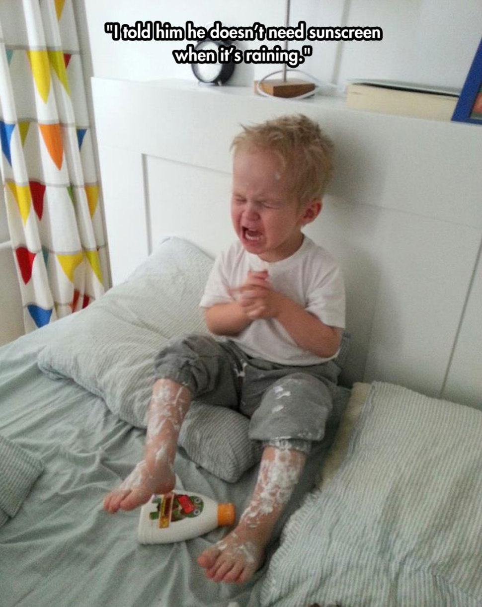 Kids Crying For Funny Reasons (2)