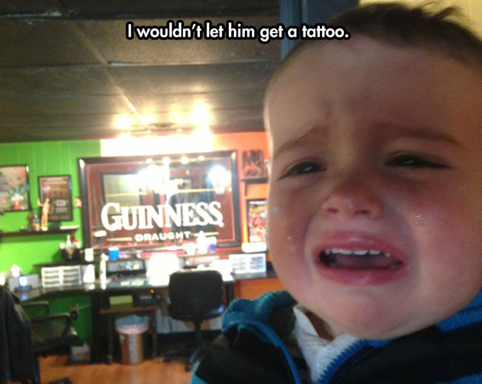 Kids Crying For Funny Reasons (27)