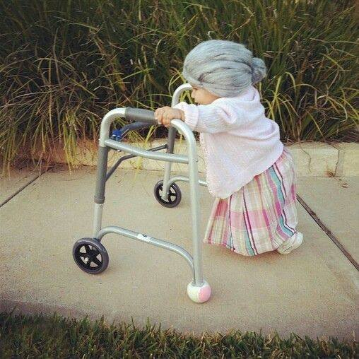 Little Old Granny