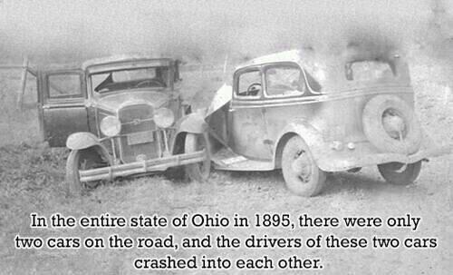 Ohio Car Crash 1895