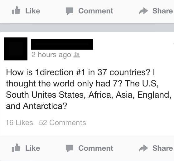 One Direction fan