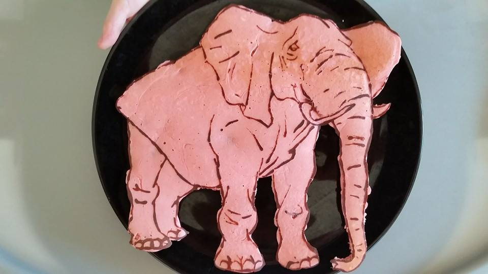 Pancake Art (15)
