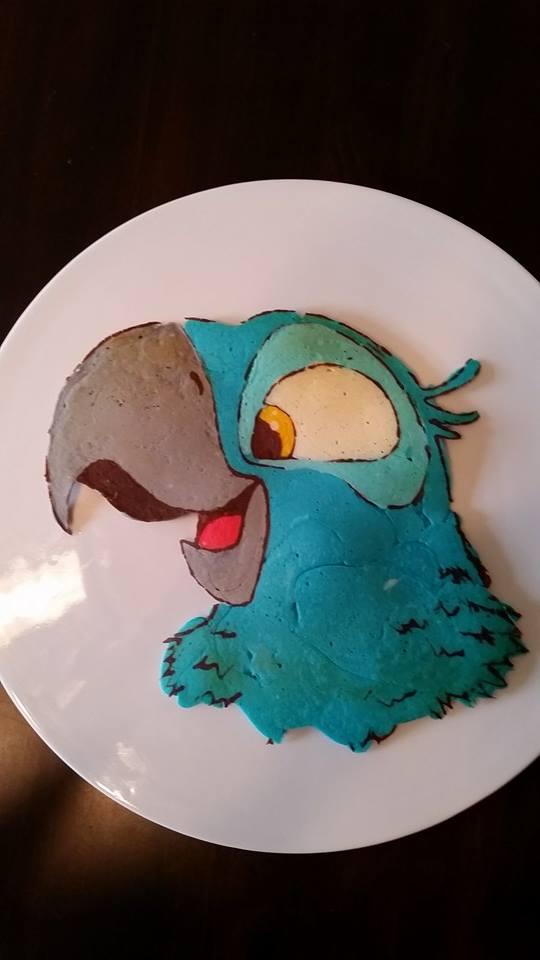 Pancake Art (17)