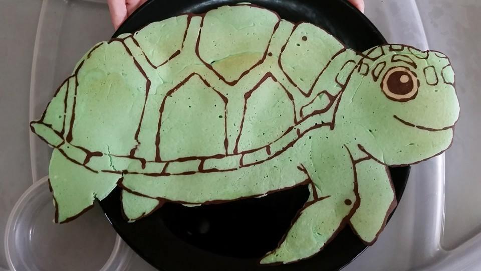 Pancake Art (2)