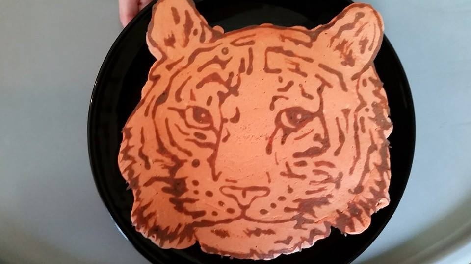 Pancake Art (4)