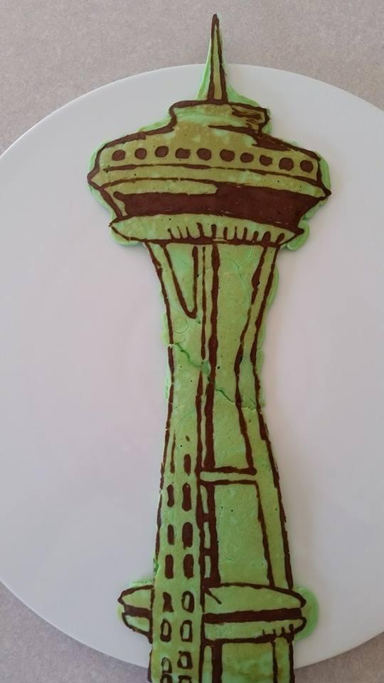 Pancake Art (5)