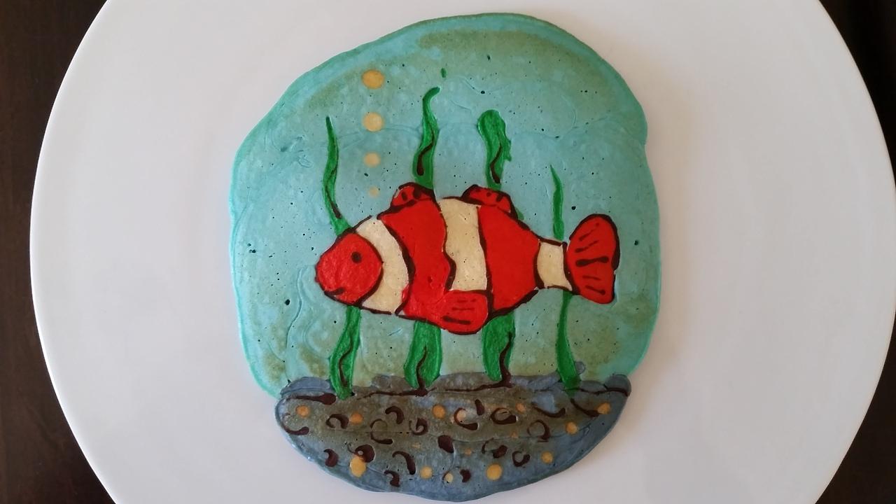 Pancake Art (9)