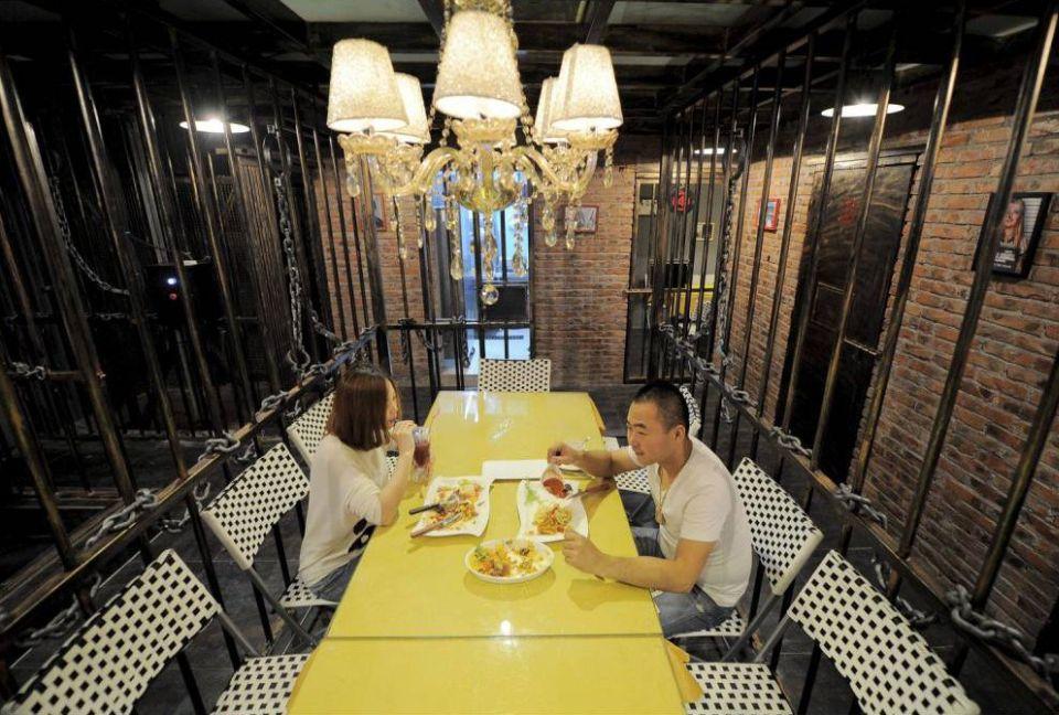 Prison Themed Restaurant (5)