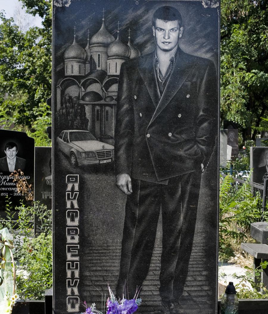 Russian Mafia Tombstone (3)