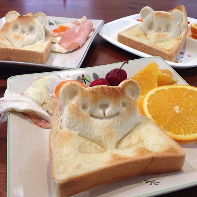 Teddy Bear Toast (4)