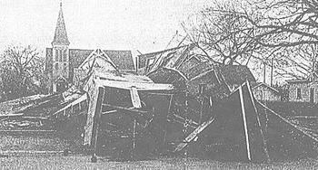 The Nebraska Church Explosion Miracle