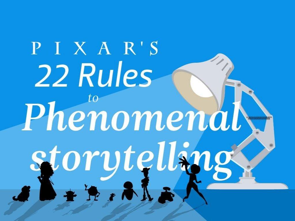 1. Pixar Rule