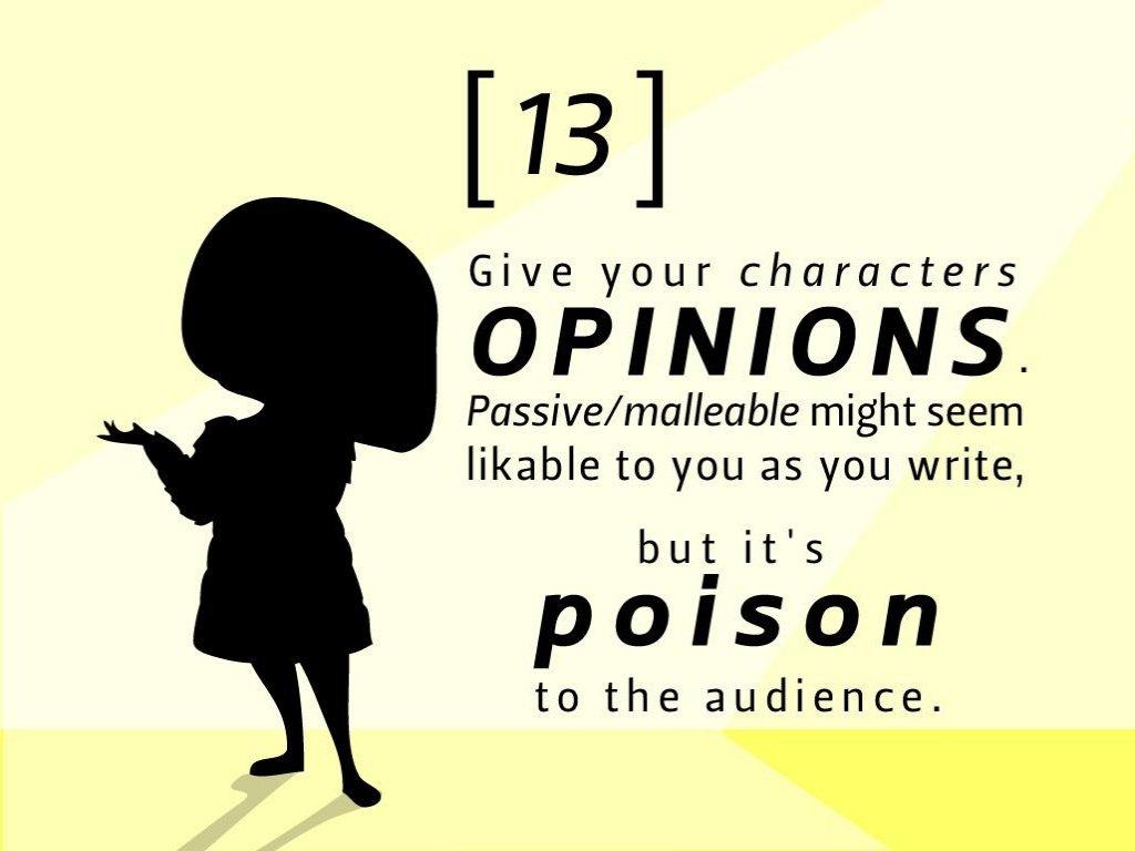 14. Pixar Rule