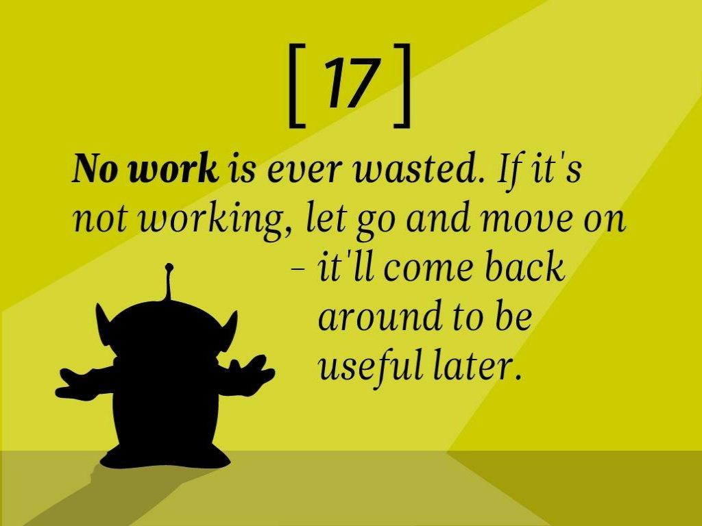 18. Pixar Rule