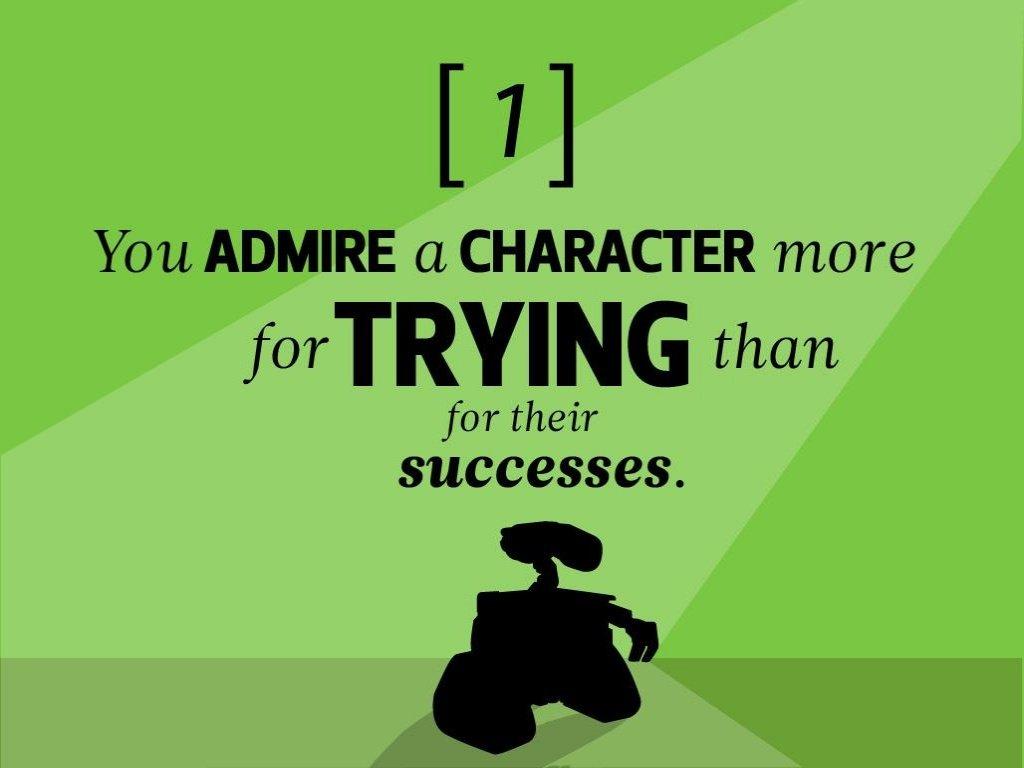 2. Pixar Rule