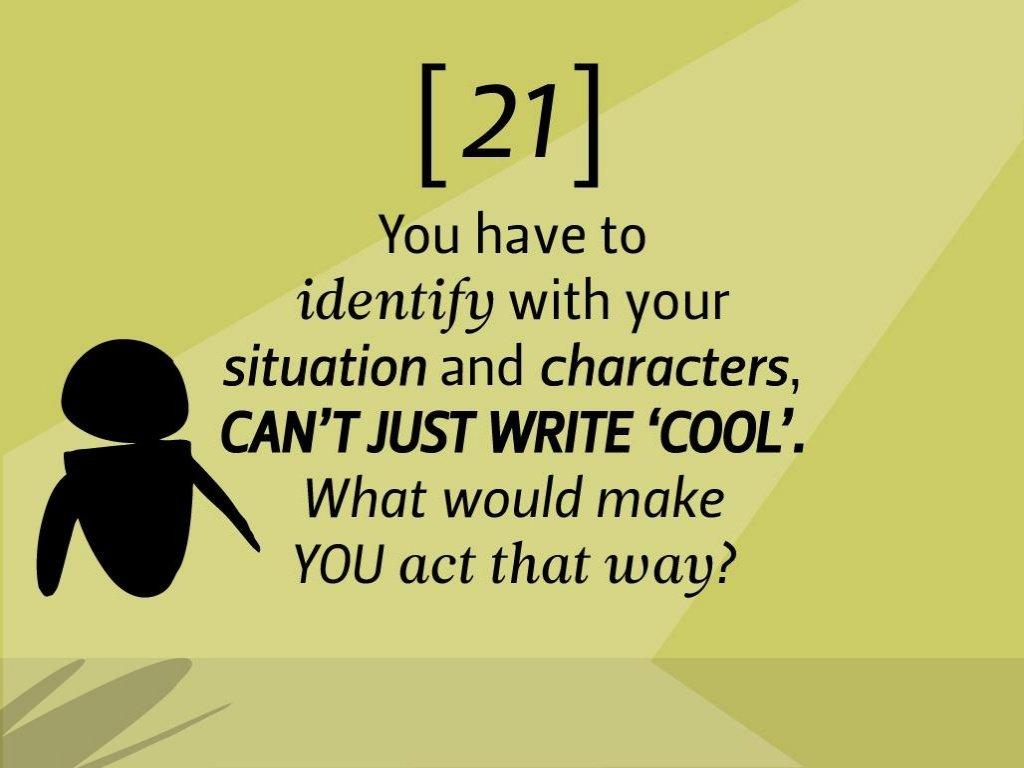 22. Pixar Rule