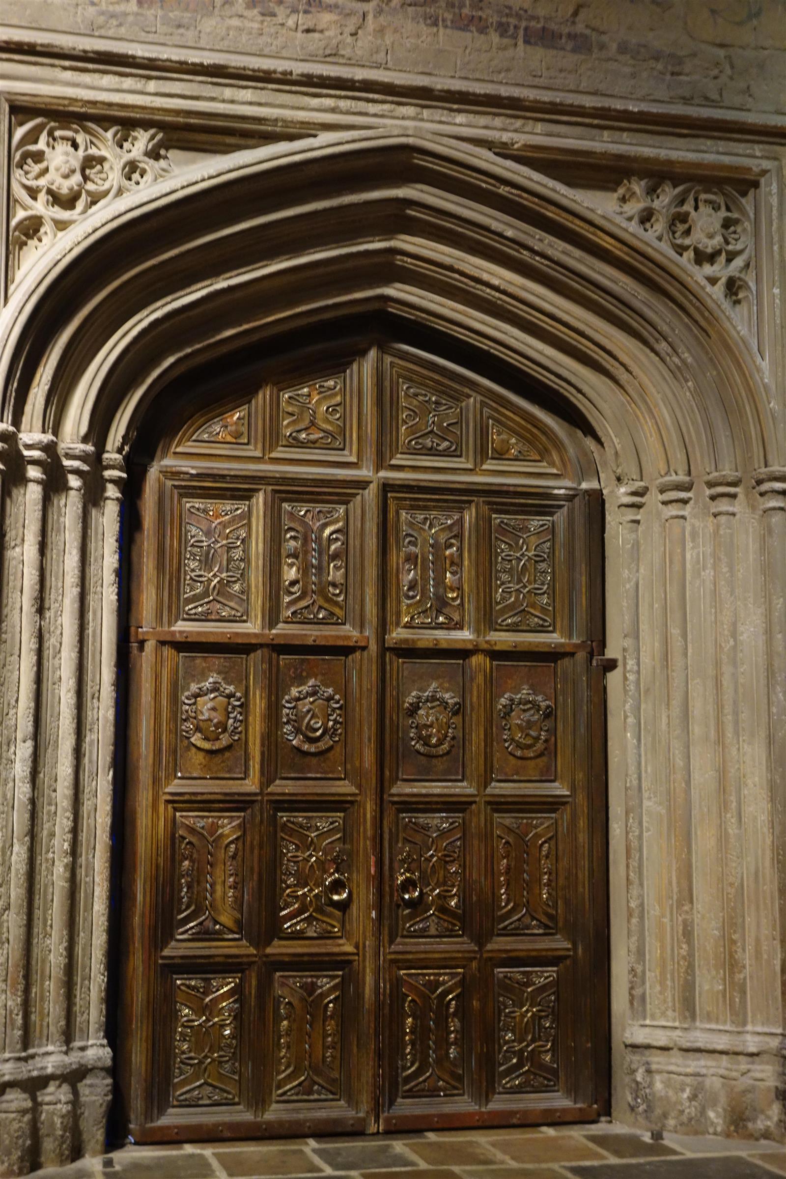 4. The Door To Hogwarts