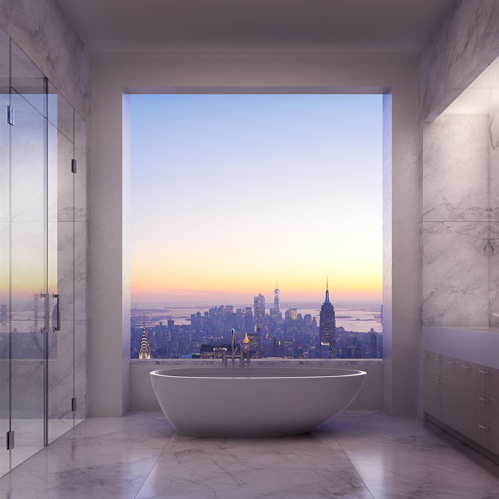432 Park Avenue Master Bath 2