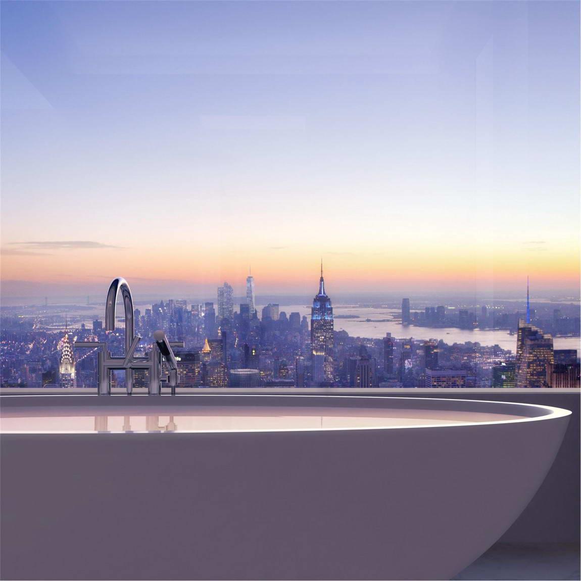 432 Park Avenue Master Bath 3