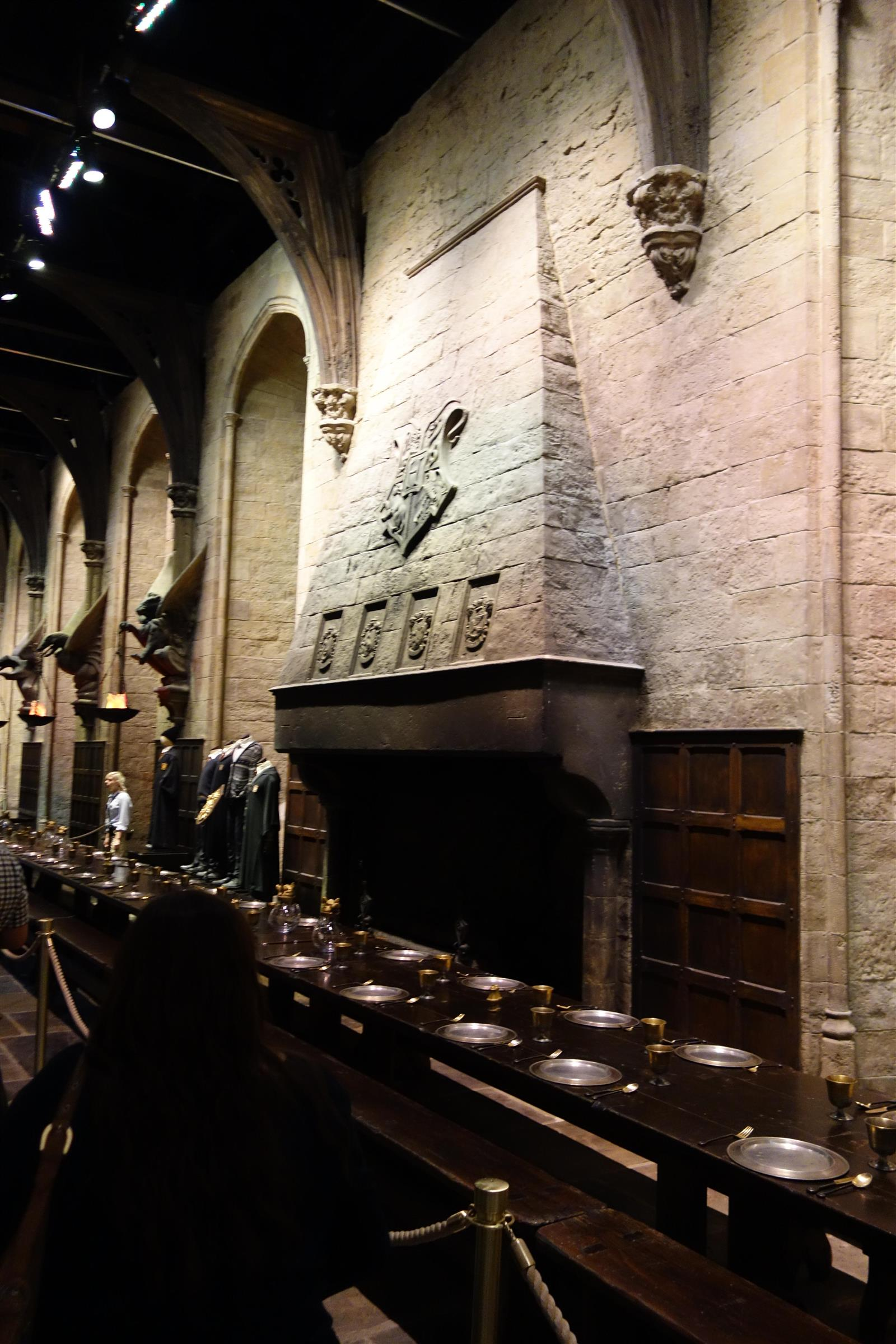 5. Great Hall Fireplace