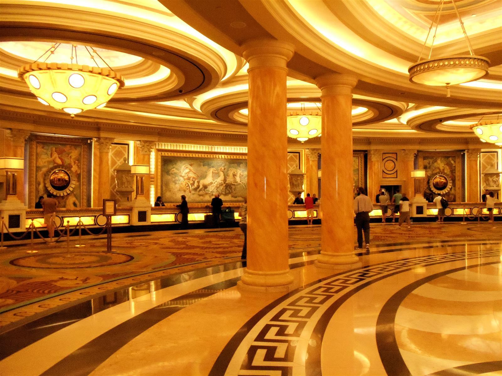 Caesar's Palace Hotel and Casino