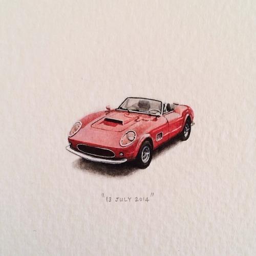 Ferrari 250GT Spyder California