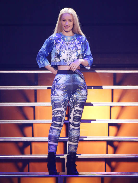 Iggy Azalea Outfit