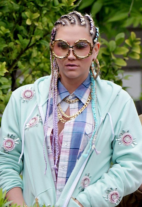 Kesha Outfit