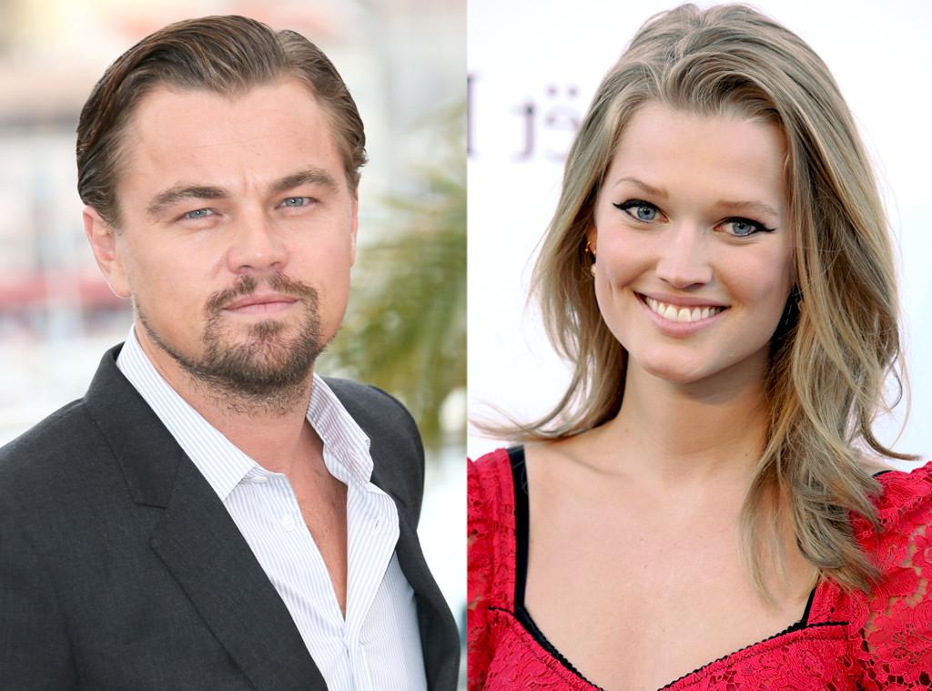 Leonardo DiCaprio & Toni Garrn