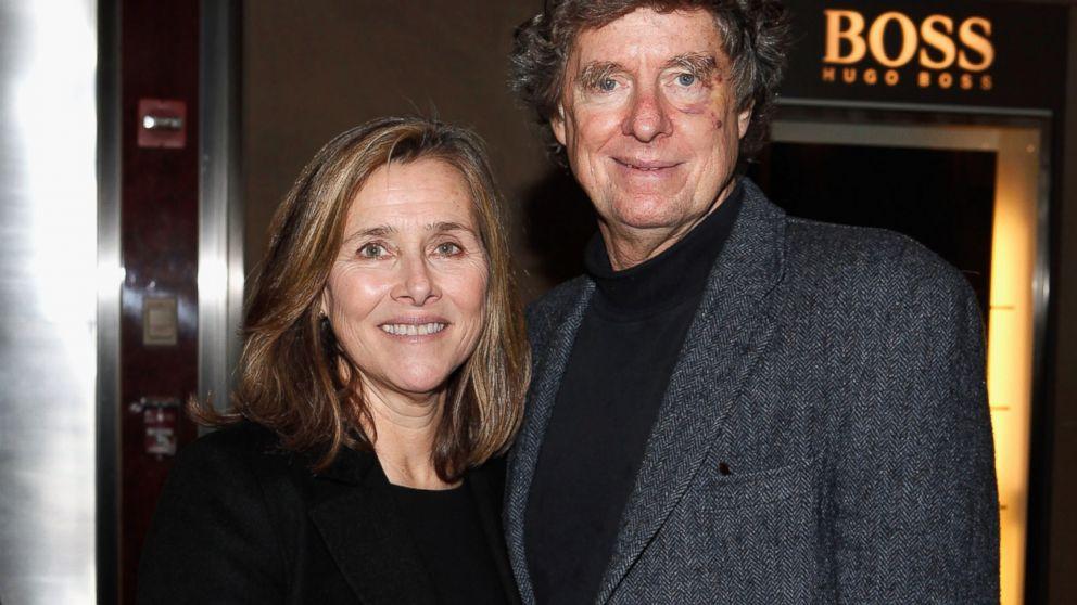 Meredith Vieira & Richard Cohen
